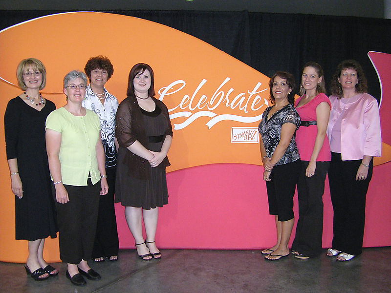 Group at celebrate sign awards night 2