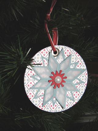 Christmas Ornament 1008