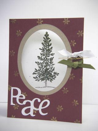 Peace Christmas 1008