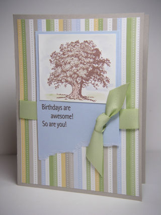Lovely as a Tree Birthday 0209