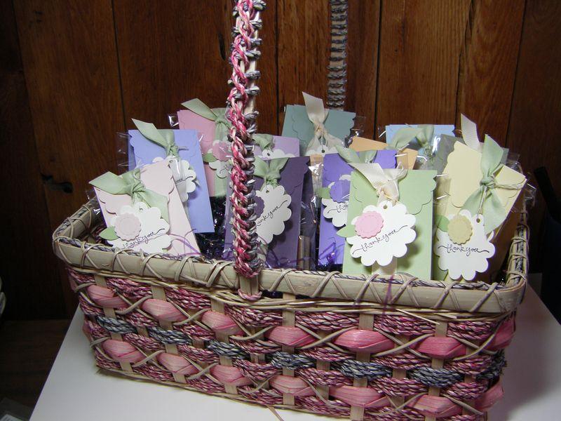 Door Prizes Easter Basket 0209