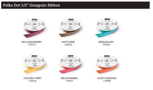 In Color Ribbons